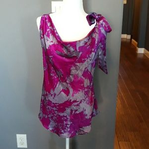 CAbi Fit To Be Tied Top #102